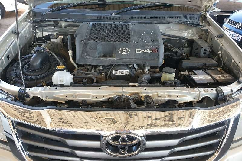 Used 2014 Toyota Hilux 3.0D 4D double cab Raider
