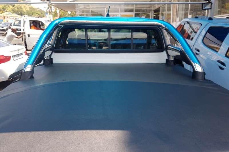 Toyota Hilux 3.0D-4D double cab Raider auto 2010