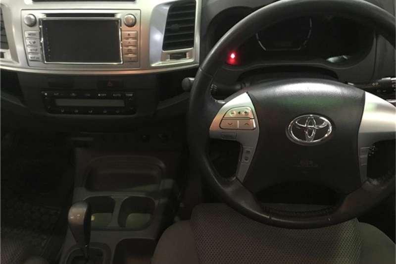 Toyota Hilux 3.0D-4D double cab Raider auto 2012