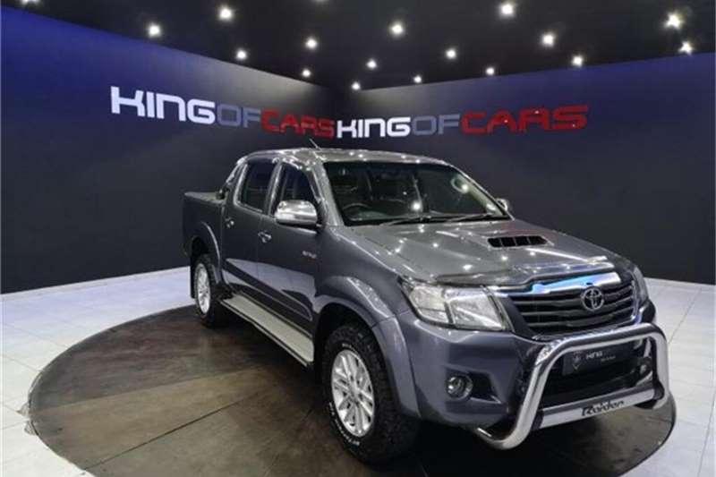 2014 Toyota Hilux Hilux 3.0D-4D double cab Raider auto