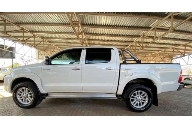 Used 2014 Toyota Hilux 3.0D 4D double cab Raider auto