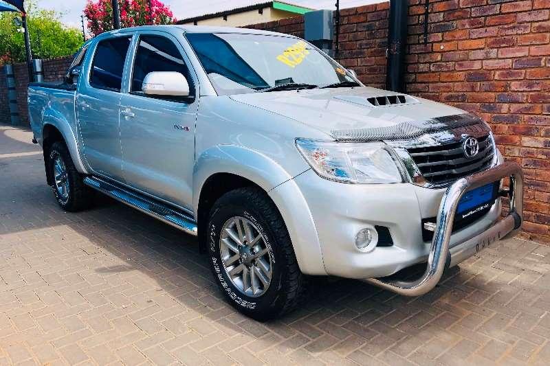 Toyota Hilux 3.0D 4D double cab Raider auto Dakar Edition 2013