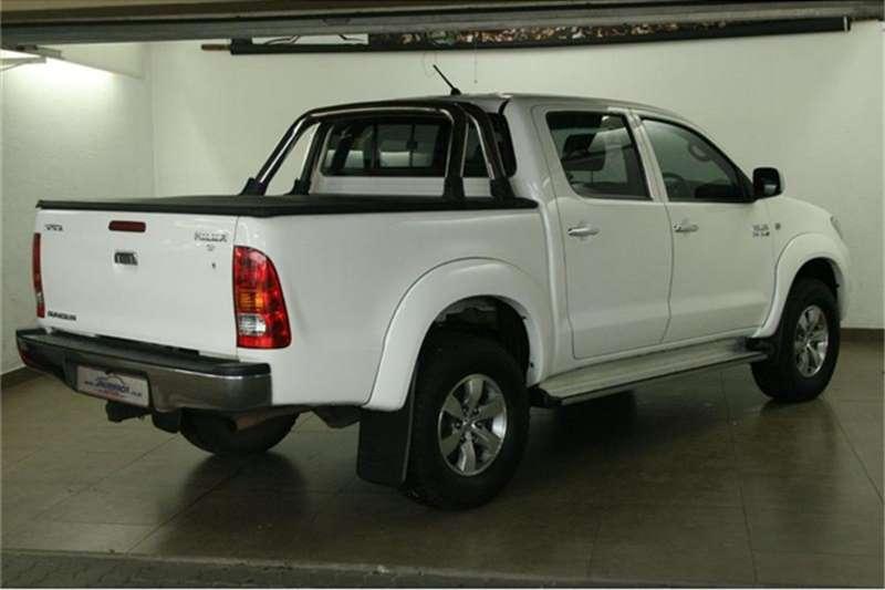 Toyota Hilux 3.0D-4D double cab Raider automatic 2009