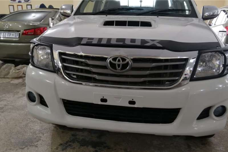 Used 2011 Toyota Hilux 3.0D 4D double cab Raider automatic
