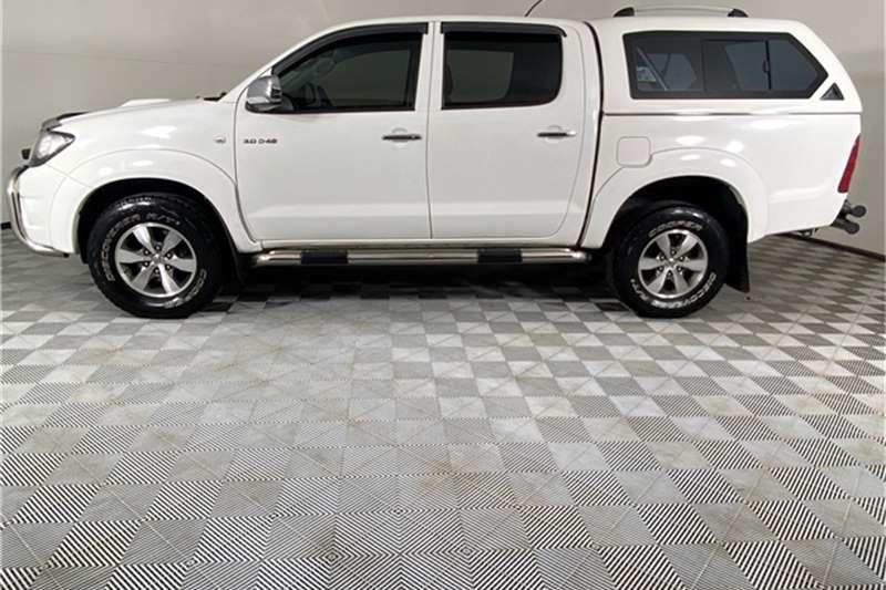 2011 Toyota Hilux Hilux 3.0D-4D double cab Raider automatic