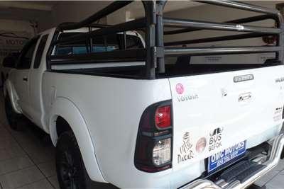 Used 2015 Toyota Hilux 3.0D 4D double cab Raider Dakar edition