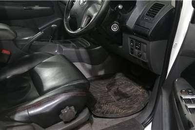 Used 2014 Toyota Hilux 3.0D 4D double cab Raider Dakar edition auto