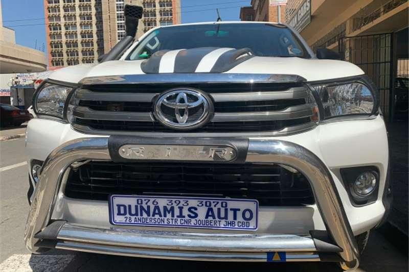 Toyota Hilux 3.0D 4D double cab Raider Heritage Edition 2017