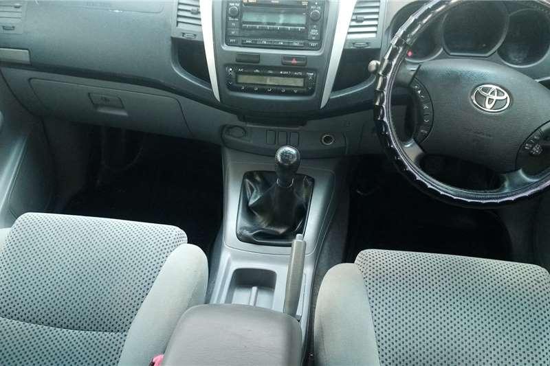Toyota Hilux 3.0D 4D double cab Raider Legend 45 2009