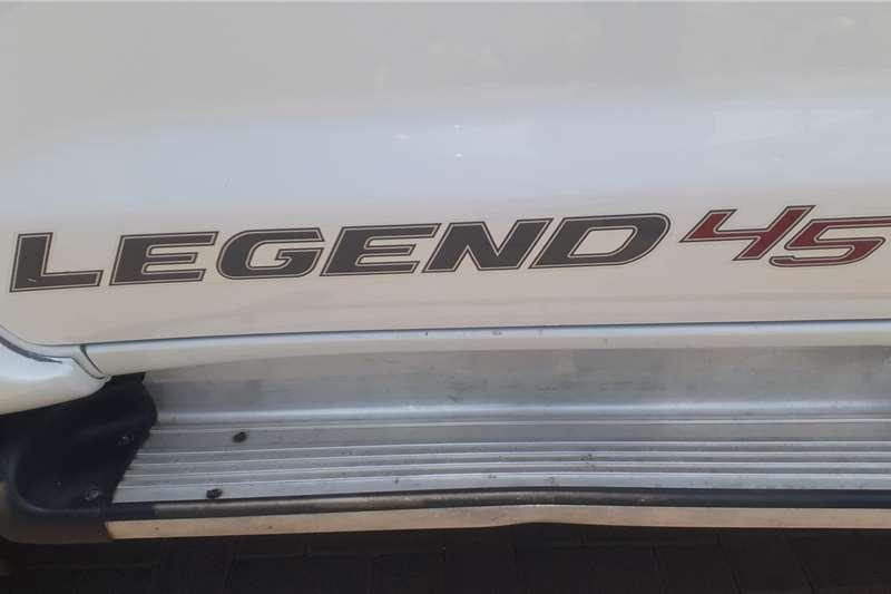 Toyota Hilux 3.0D-4D double cab Raider Legend 45 2009