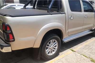 Toyota Hilux 3.0D 4D double cab Raider Legend 45 2014
