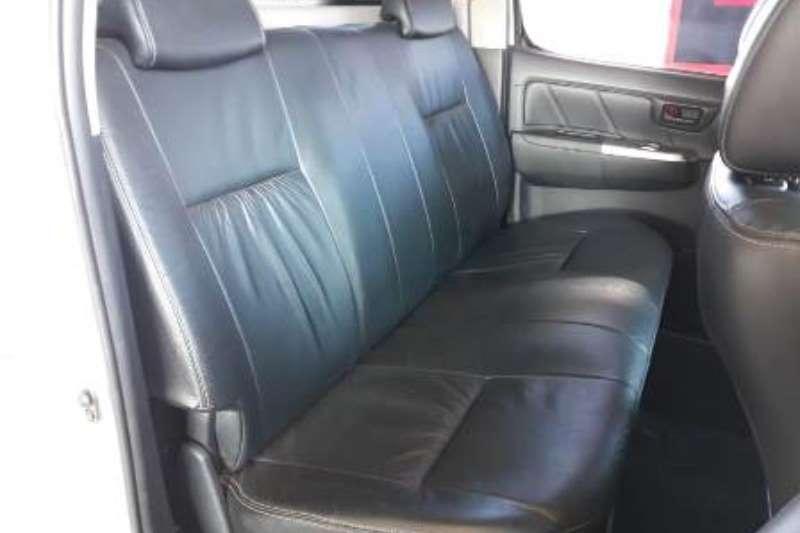 Toyota Hilux 3.0D-4D double cab Raider Legend 45 2015