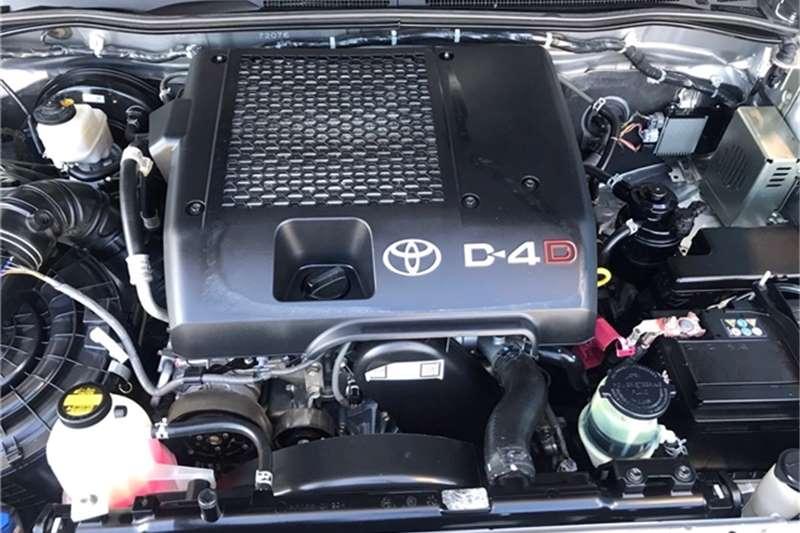 Used 2015 Toyota Hilux 3.0D 4D double cab Raider Legend 45