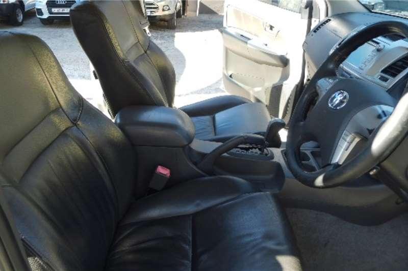 Used 2014 Toyota Hilux 3.0D 4D double cab Raider Legend 45 auto
