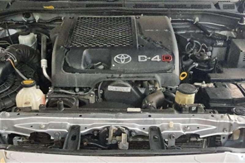 Used 2016 Toyota Hilux 3.0D 4D double cab Raider Legend 45 auto