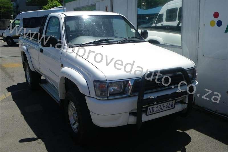 Toyota Hilux 3.0D 4D Raider 2001