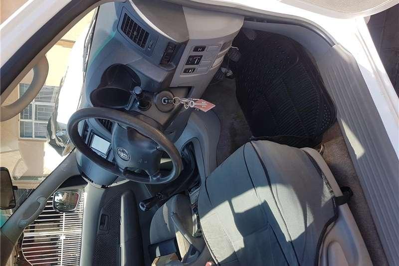 Toyota Hilux 3.0D 4D Raider 2005