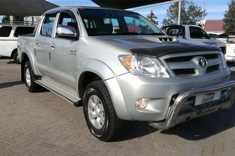 Toyota Hilux 3.0D 4D Raider 2006