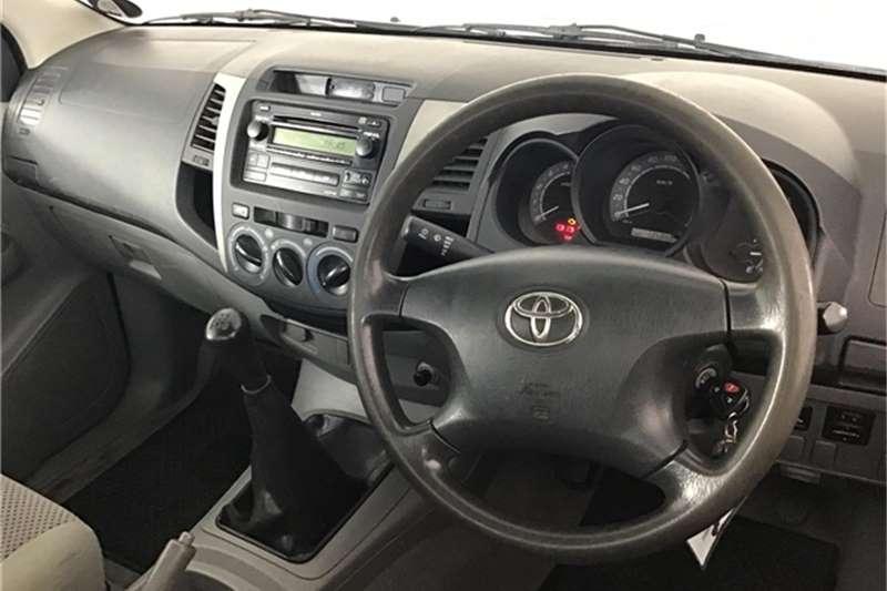 Toyota Hilux 3.0D 4D Raider 2007