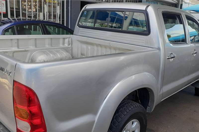 Used 2007 Toyota Hilux 3.0D 4D Raider