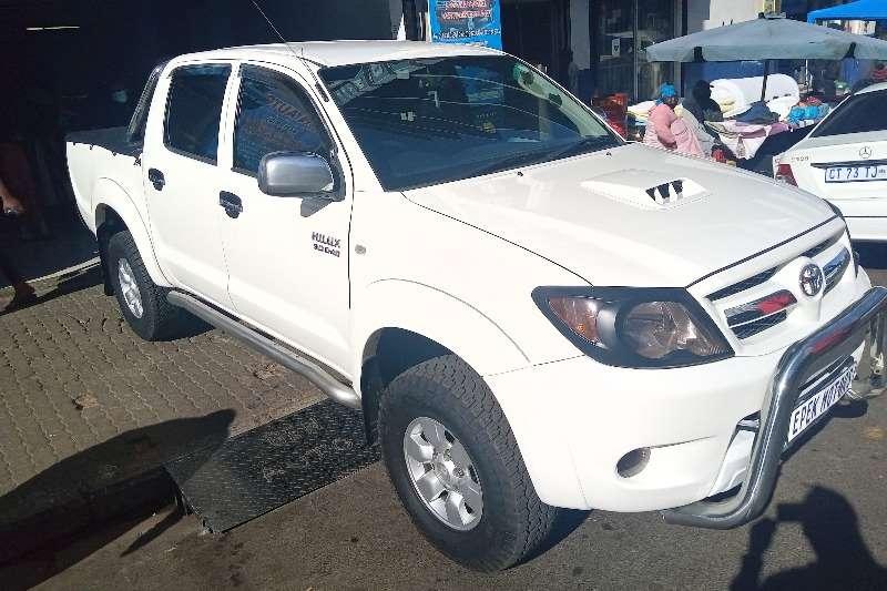 Used 2007 Toyota Hilux 3.0D 4D Raider