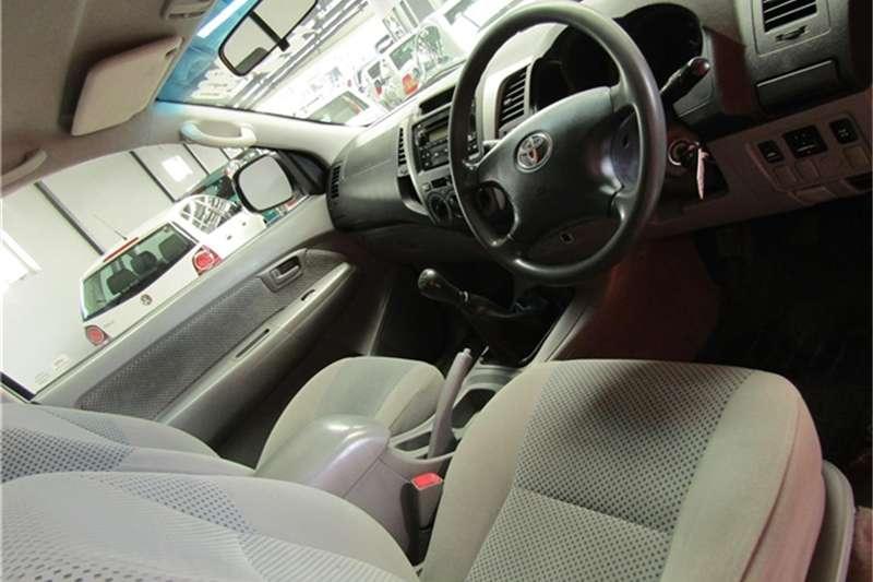 Toyota Hilux 3.0D-4D Raider 2008