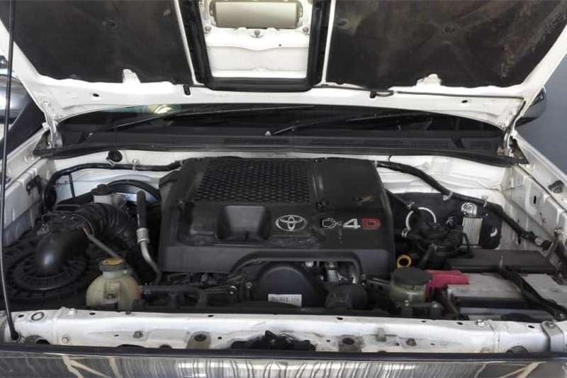 Toyota Hilux 3.0D 4D Raider 2008