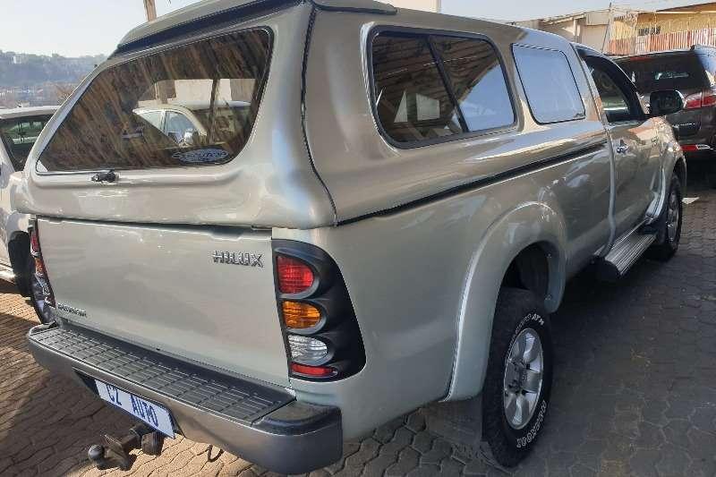 Used 2008 Toyota Hilux 3.0D 4D Raider