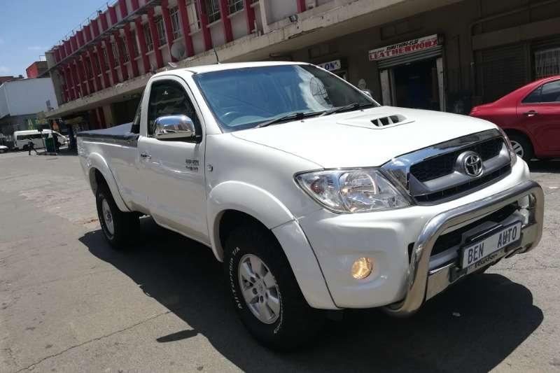 Toyota Hilux 3.0D 4D Raider 2009