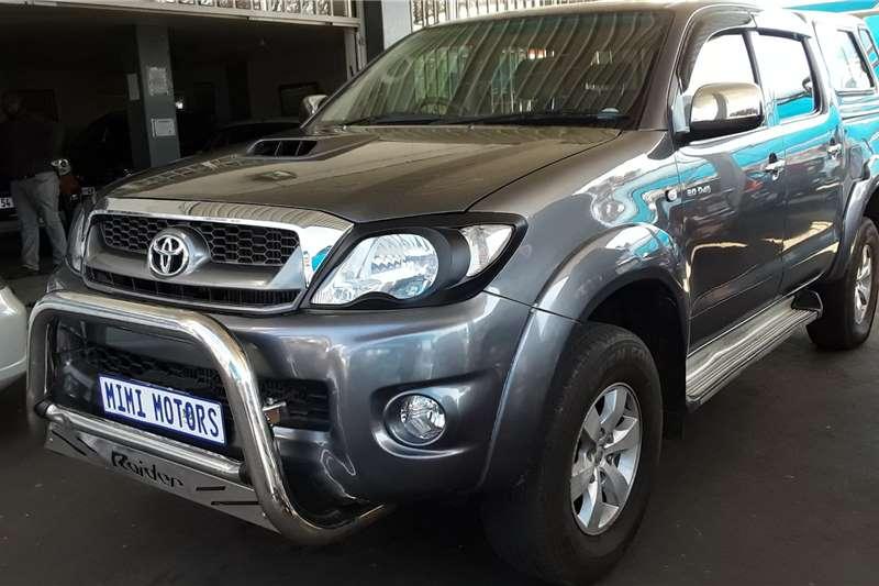 Used 2011 Toyota Hilux 3.0D 4D Raider
