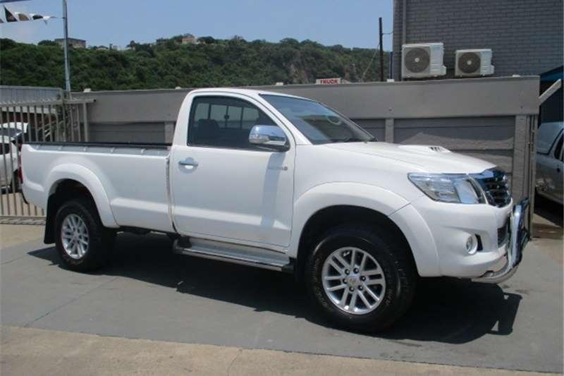 Toyota Hilux 3.0D 4D Raider 2013