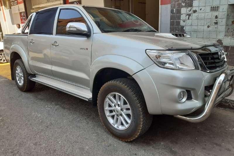 Used 2013 Toyota Hilux 3.0D 4D Raider
