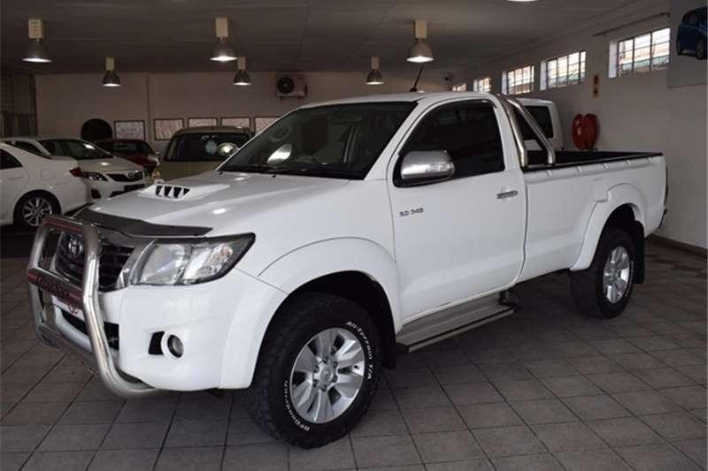 Used 2014 Toyota Hilux 3.0D 4D Raider