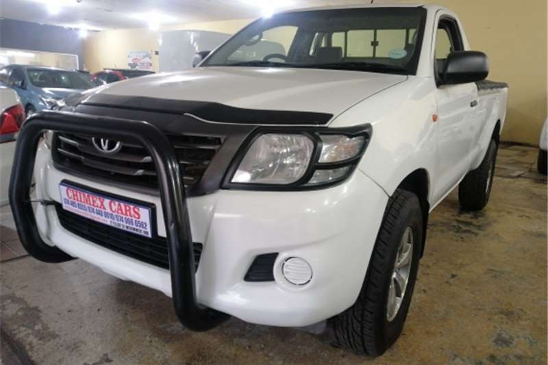 Used 2015 Toyota Hilux 3.0D 4D Raider