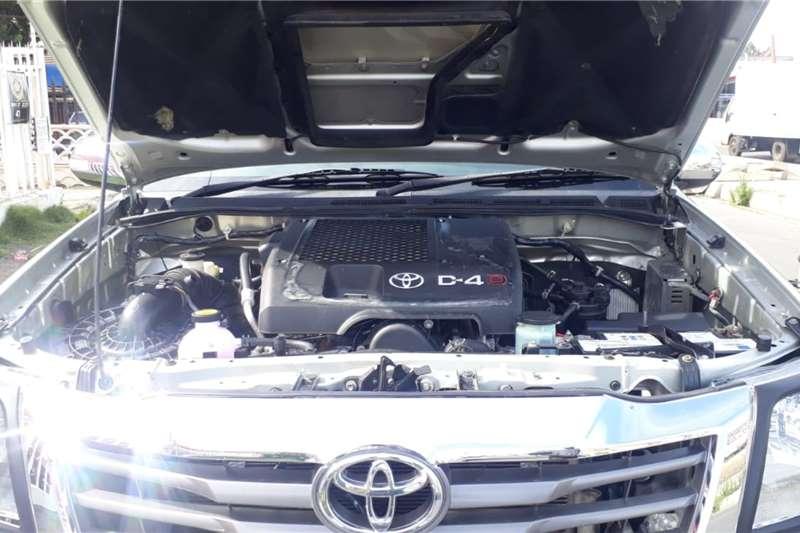 Toyota Hilux 3.0D 4D Raider Dakar edition 2014