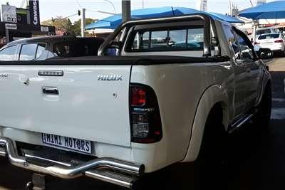 Used 2014 Toyota Hilux 3.0D 4D Raider Dakar edition