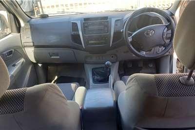 Used 2010 Toyota Hilux 3.0D 4D Raider Legend 40