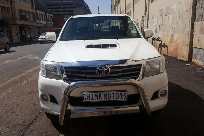Toyota Hilux 3.0D 4D Raider Legend 45 2014