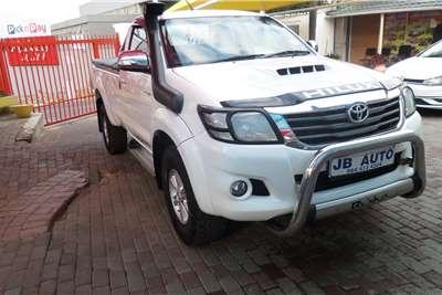 Used 2014 Toyota Hilux 3.0D 4D Raider Legend 45