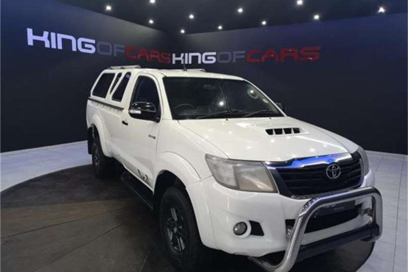 2015 Toyota Hilux Hilux 3.0D-4D Raider Legend 45