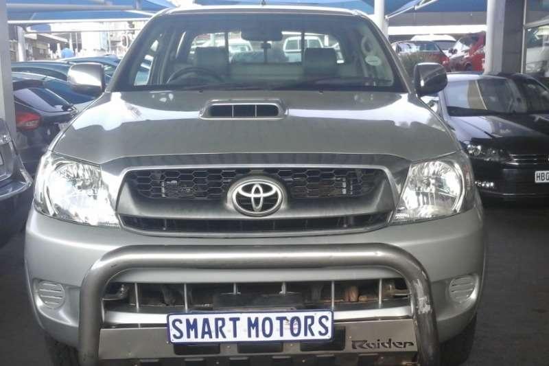Toyota Hilux 3.0D 4D Single cab 2009
