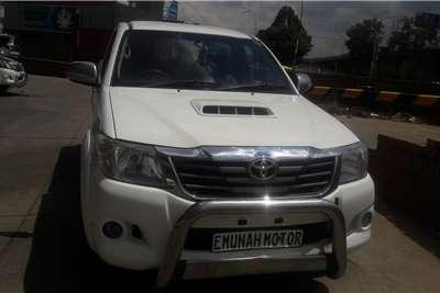 Toyota Hilux 3.0D 4D singlecab 2012