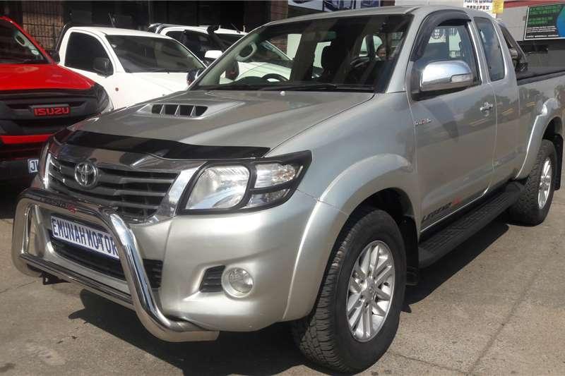 Toyota Hilux 3.0D 4D Xtra cab 2012