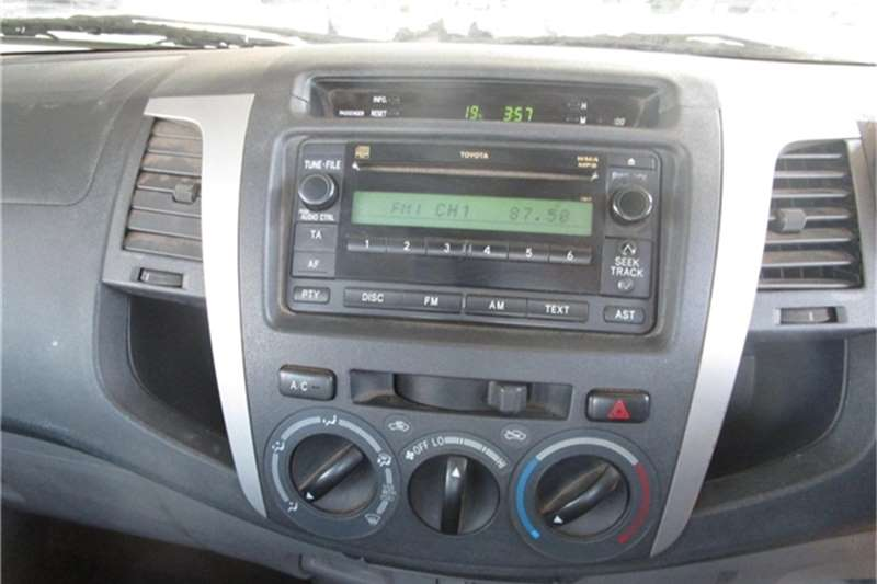 2011 Toyota Hilux Hilux 3.0D-4D Xtra cab 4x4 Raider