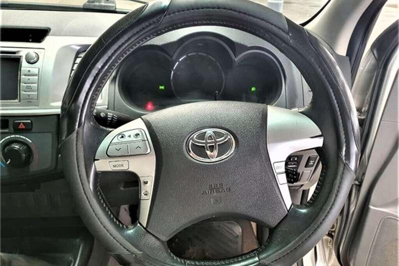 Used 2012 Toyota Hilux 3.0D 4D Xtra cab 4x4 Raider