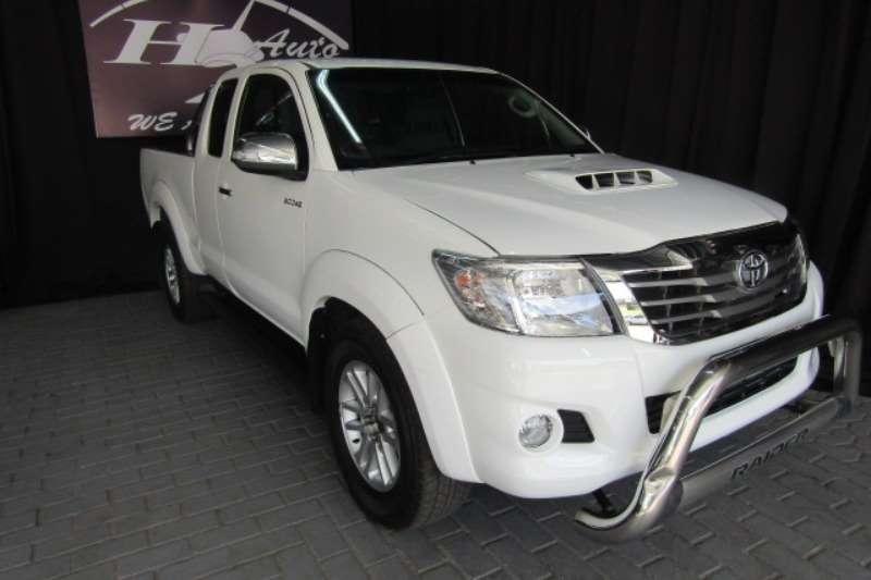 Toyota Hilux 3.0D 4D Xtra cab 4x4 Raider 2013