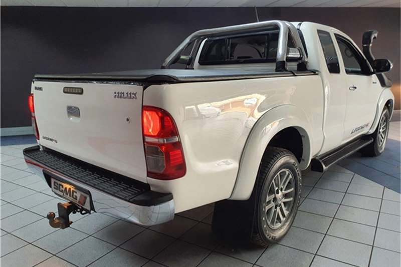 2013 Toyota Hilux Hilux 3.0D-4D Xtra cab 4x4 Raider