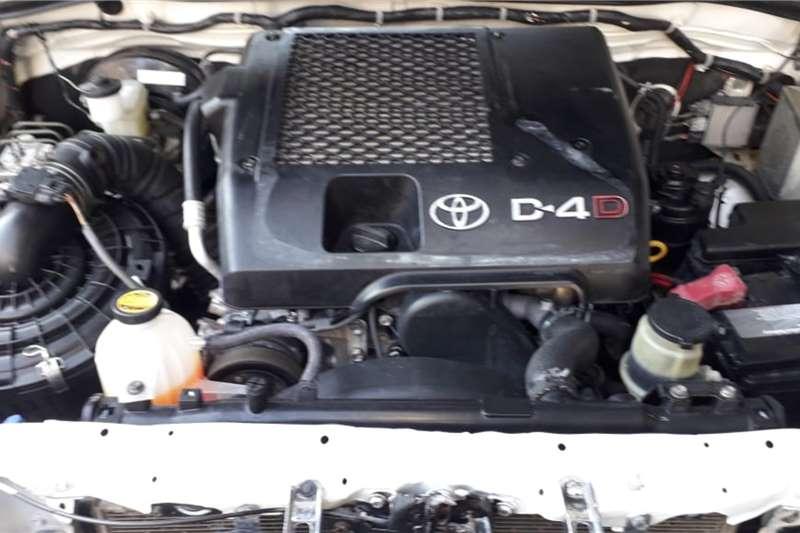 Used 2014 Toyota Hilux 3.0D 4D Xtra cab 4x4 Raider Dakar edition