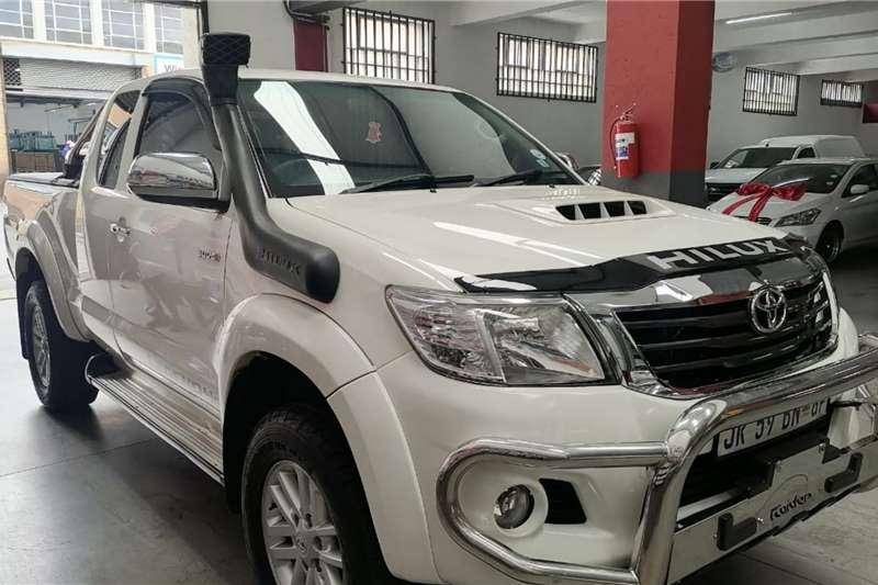 Used 2014 Toyota Hilux 3.0D 4D Xtra cab 4x4 Raider Legend 45