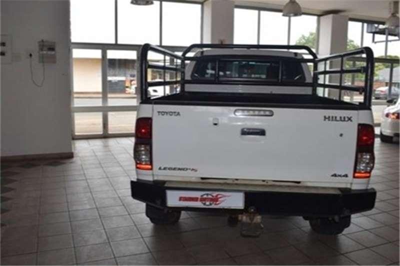 Toyota Hilux 3.0D-4D Xtra cab 4x4 Raider Legend 45 2015